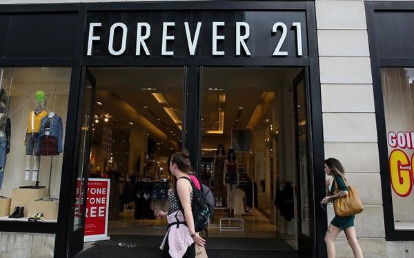 Forever 21 sẽ đóng cửa toàn bộ các store ở châu Á và châu Âu