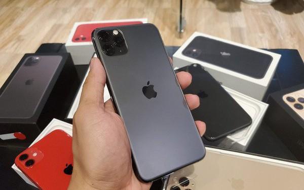iPhone 11 hàng Lock rầm rộ đổ bộ Việt Nam, rẻ hơn tận 10-15 triệu so với máy gốc