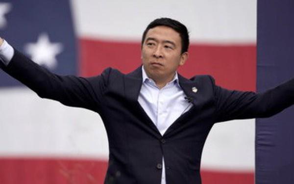 Andrew Yang đã trở thành ứng viên gốc Á đầu tiên tranh cử Tổng thống Mỹ như thế nào?