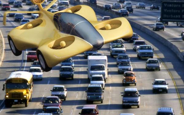 Điều ít biết về taxi bay khiến 'ác mộng' tắc đường rơi vào quên lãng