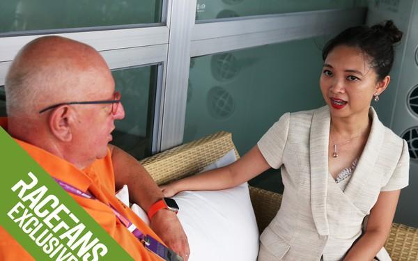 Nữ CEO Vietnam Grand Prix lần đầu tiết lộ thông tin giải đua Formula 1 Vietnam 2020 do Vingroup đăng cai sắp diễn ra tại Mỹ Đình, Hà Nội
