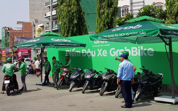 Sau GrabBus, Grab triển khai thử nghiệm khu vực đón trả khách GrabBike tại Bến xe Miền Đông, cạnh tranh trên chiến tuyến cuối cùng của xe ôm truyền thống