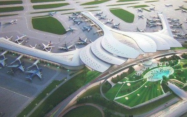 """""""Vua hàng hiệu"""" Johnathan Hạnh Nguyễn: """"Sân bay Long Thành không đơn thuần chỉ là kinh doanh thương mại!"""""""