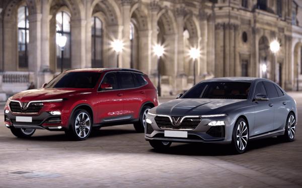VinFast lần thứ hai tăng giá xe Lux trong 1 tháng