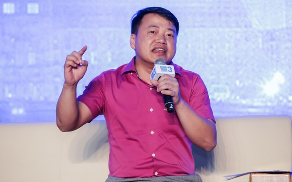 """Shark Nguyễn Hòa Bình gợi ý 4 phương cách chuyển đổi số cơ bản cho các SMEs, đề cao phương cách đi tìm """"tri kỷ"""""""