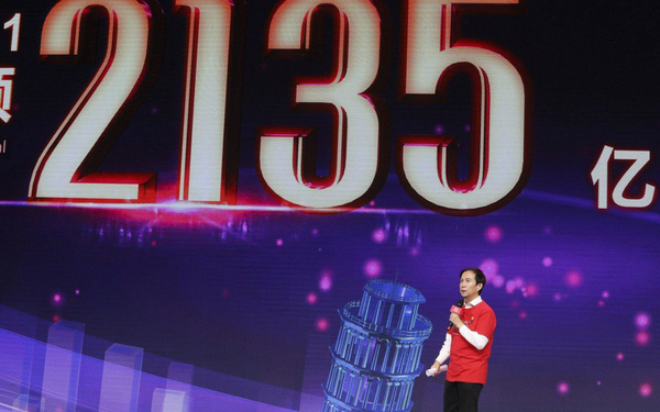 Lượng người mua sắm online trong Ngày độc thân siêu to khổng lồ của Alibaba năm nay có thể đạt 500 triệu, nhiều hơn cả dân số nước Mỹ!