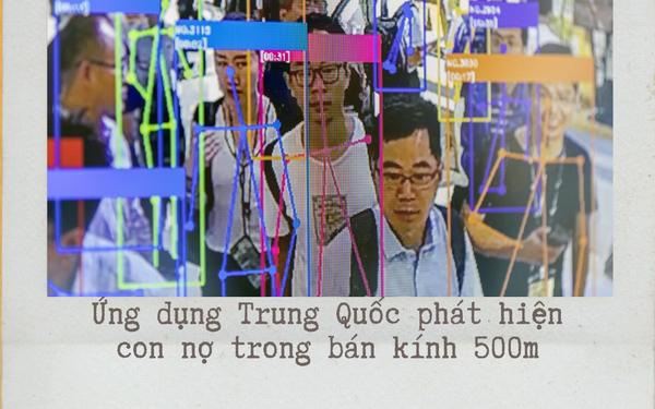 Ở Trung Quốc, thấy ai 'không vừa mắt', bạn có thể báo cáo trên app để người này bị cấm đi tàu hoặc máy bay, bật app là phát hiện ra con nợ trong bán kính 500m