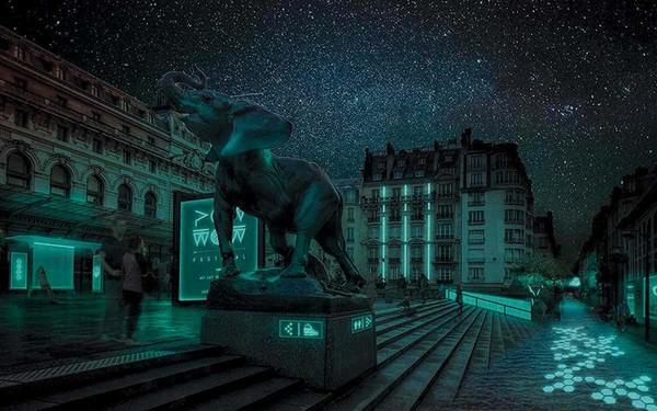 Nữ doanh nhân 29 tuổi người Pháp tạo ra đèn sinh học làm từ vi khuẩn, không cần dùng điện, không gây ô nhiễm môi trường, giảm phát thải carbonic