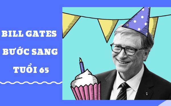 Sinh nhật Bill Gates, cùng nhìn lại tuổi trẻ 'hết mình' của ông: Hack hệ thống để được học lớp có nhiều nữ, bị bắt vì lái xe không giấy phép, hối tiếc nhất là lười học ngoại ngữ