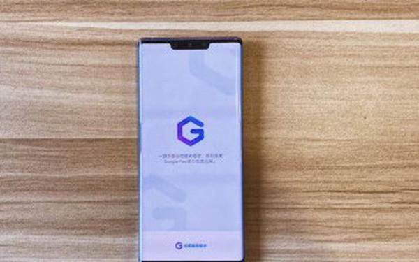 """Điện thoại mới của Huawei """"hết cửa"""" cài ứng dụng Google"""