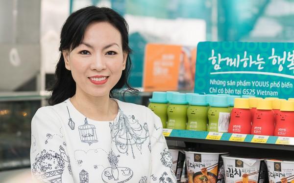 Tổng giám đốc GS25: Ở Việt Nam, uống 1 ly trà sữa sẽ có lúc thích, lúc không, lúc theo trend nhưng hành vi này dễ thay đổi, còn khởi nghiệp cửa hàng tiện lợi lại bền vững và dễ thành công hơn