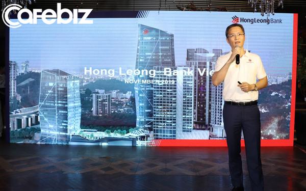 CEO Hong Leong Bank Việt Nam: Ngân hàng số là yếu tố quyết định trong cạnh tranh, hiệu quả hơn nhiều so với mở chi nhánh