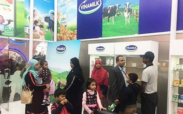 Sữa bột thành công rực rỡ tại Trung Đông, Vinamilk có tỷ suất lợi nhuận lên tới 63%