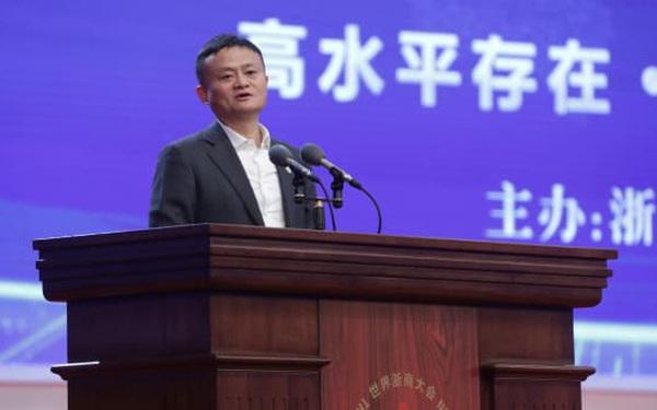 Tỷ phú Jack Ma kém vui dù Alibaba phá kỷ lục 11/11: Vừa thứ Hai vừa trời nóng nên mới bán được ít hàng, đề nghị chính phủ cho nghỉ nửa ngày để săn sale!