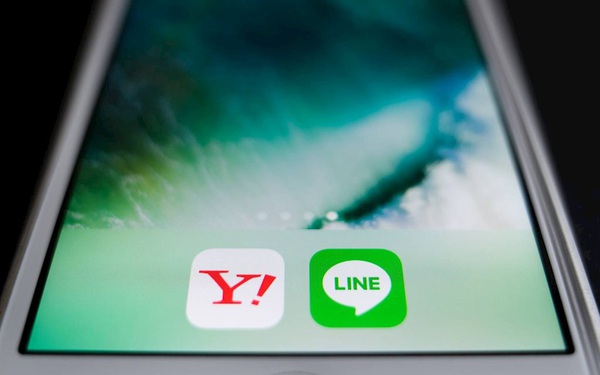 Yahoo Nhật Bản tuyên bố sáp nhập Line Messenger