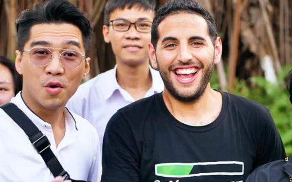 """""""Chơi lớn"""" mua hết cửa hàng quần áo tặng miễn phí cho người Việt, Nas Daily và Pew Pew nhận về toàn chỉ trích: Giả tạo, kịch bản dựng sẵn"""