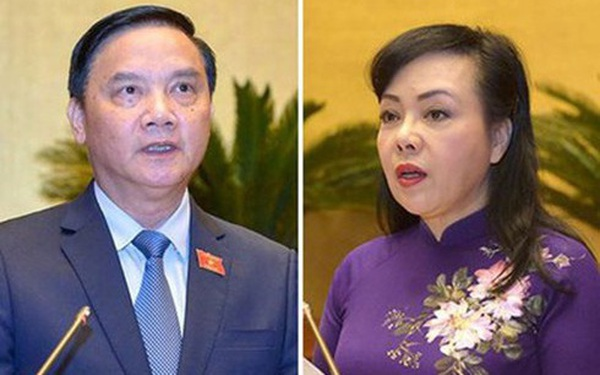 Chính thức chốt tuổi nghỉ hưu, miễn nhiệm Bộ trưởng Bộ Y tế Nguyễn Thị Kim Tiến