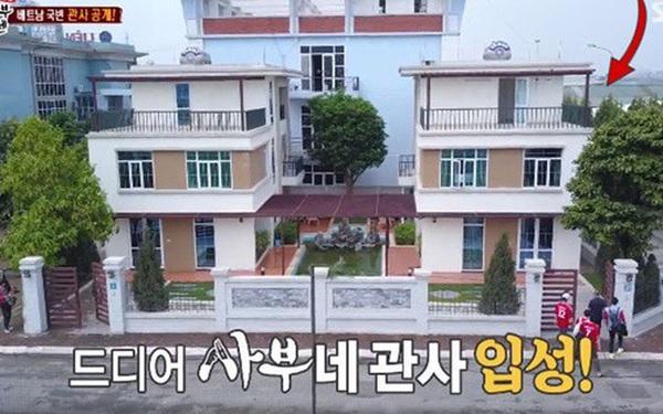 Ngắm căn nhà của thầy Park Hang Seo ở Hà Nội