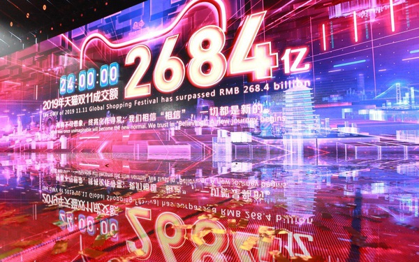 Alibaba xử lý hàng tỷ giao dịch ngày 11/11 mà web vẫn 'mượt', đỉnh điểm 'cân' 544.000 đơn hàng 1 giây: Sale sập sàn cũng vô nghĩa nếu công nghệ không đủ mạnh!
