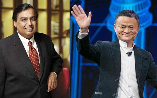 Jack Ma mất ngôi tỷ phú giàu nhất châu Á