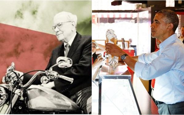 Warren Buffett làm shipper, Barack Obama từng múc kem trước khi trở thành vĩ nhân: Chính việc tay chân sẽ dạy chúng ta kỹ năng quan trọng để thành công!