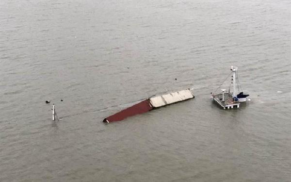 Tàu chở 879 tấn hàng sale 11/11 của Alibaba vừa bị nhấn chìm xuống biển, nguy cơ các khách hàng quốc tế sẽ trắng tay