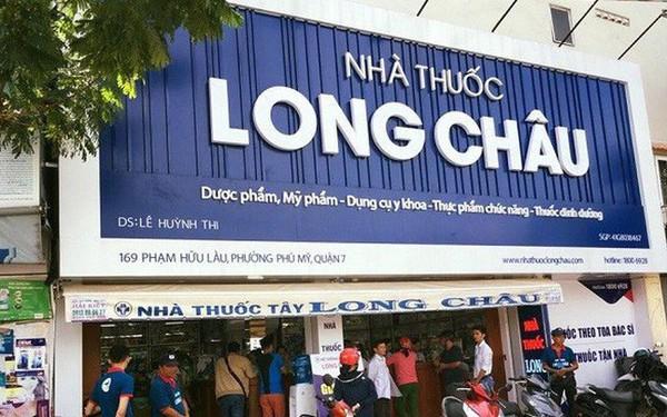Hé lộ tình hình kinh doanh chuỗi nhà thuốc Long Châu: Phục vụ 25.000 lượt khách mỗi ngày, doanh thu gần 500 tỷ đồng từ đầu năm