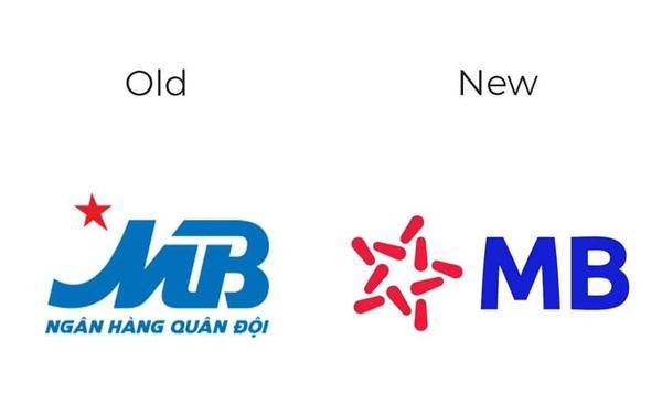 Gửi gắm nhiều thông điệp ý nghĩa khi thay đổi logo trong bộ nhận diện thương hiệu, nhưng MB Bank nhận về nhiều ý kiến trái chiều từ cộng đồng mạng