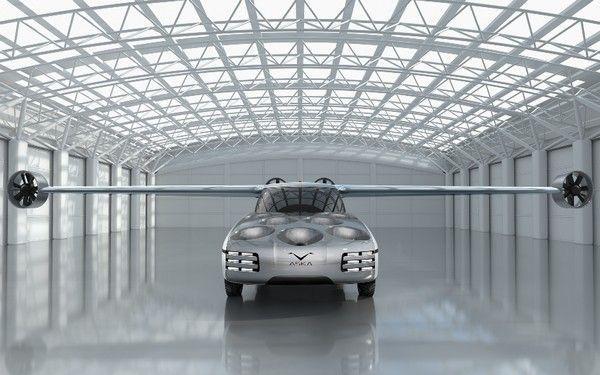 Cặp vợ chồng người Mỹ dự tính bán ô tô bay vào năm 2025