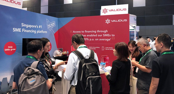 Validus Capital - nền tảng hỗ trợ tài chính cho doanh nghiệp SME lớn nhất Singapore chuẩn bị thâm nhập thị trường Việt Nam