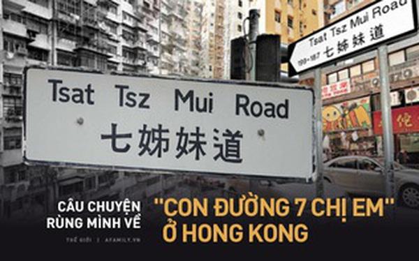 """Bí ẩn về con đường """"Thất tỷ muội"""" ở Hong Kong: Quá khứ ám ảnh với câu chuyện 7 phụ nữ giữ gìn trinh tiết và tự tử cùng nhau"""