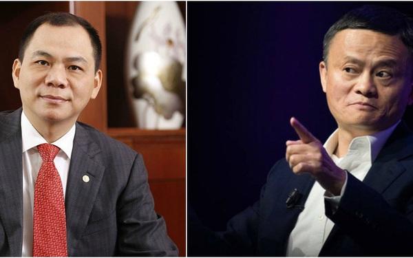 """Đàn ông ư? Dễ đến, dễ đi! Phụ nữ mới là """"vũ khí"""" giúp Jack Ma sống sót qua 20 năm kinh khủng xây dựng Alibaba và cũng đang được tỷ phú Phạm Nhật Vượng đặc biệt tin dùng!"""