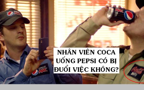 """Nhân viên Coca Cola thâm niên 12 năm vẫn bị đuổi việc vì """"trót"""" 1 lần uống Pepsi: Luật ngầm đáng sợ giữa các công ty là đối thủ truyền kiếp của nhau"""