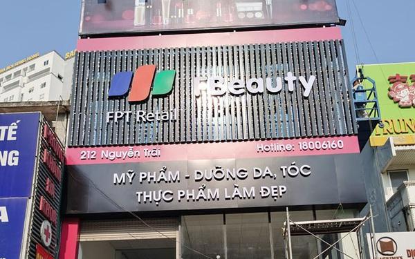"""FPT Shop bất ngờ mở F.Beauty chuyên kinh doanh mỹ phẩm nhập ngoại cao cấp, tranh thủ thị trường mỹ phẩm còn đang """"tranh sáng tranh tối"""""""