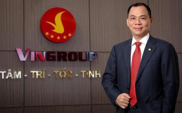 Tỷ phú USD Phạm Nhật Vượng tiếp tục giàu nhất Việt Nam