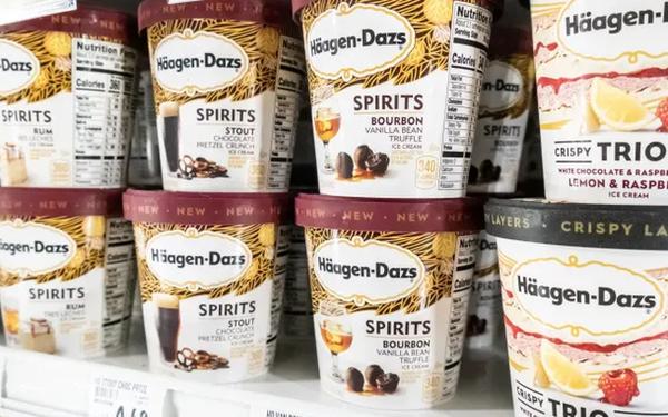 Nestlé bán thương hiệu kem Häagen-Dazs với giá 4 tỷ USD