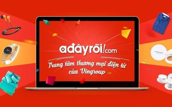 Adayroi.com ngừng hoạt động?