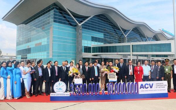 Khánh Hòa: Đón du khách quốc tế thứ 3,5 triệu trong năm 2019