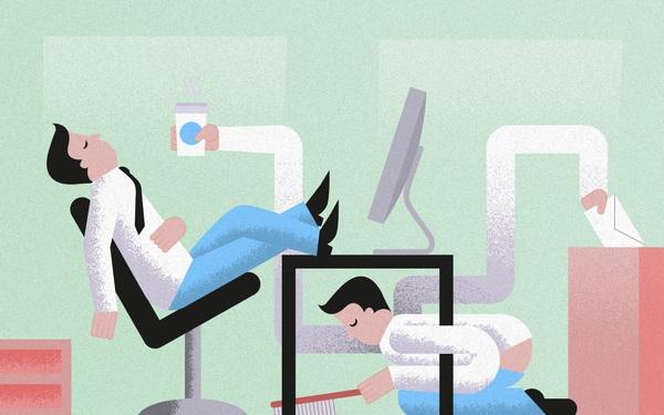 Thực tập không lương: Giới hạn nào giữa thúc đẩy đam mê và bóc lột sức lao động?