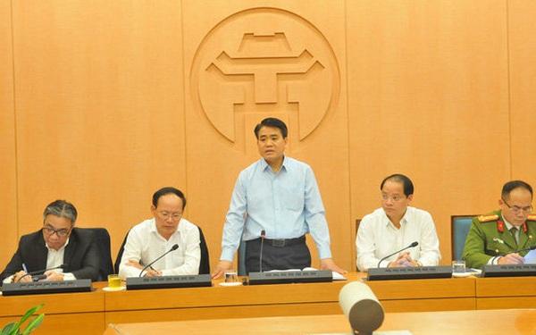 Hà Nội: Cho học sinh nghỉ học nếu không khí ô nhiễm tới mức nguy hại