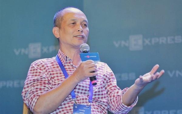 """Cựu CEO FPT Nguyễn Thành Nam: Startup muốn thành kỳ lân phải chú trọng con người, muốn quản trị tốt hãy về những miền quê để học hỏi"""""""