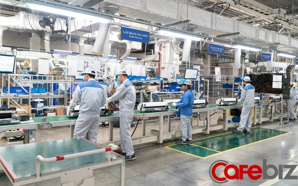Khám phá nhà máy Daikin trị giá 72 triệu USD thông minh nhất thế giới: 25 giây sản xuất 1 máy lạnh, quản lý bằng công nghệ IoT, chuyên chở linh kiện bằng xe tự hành…