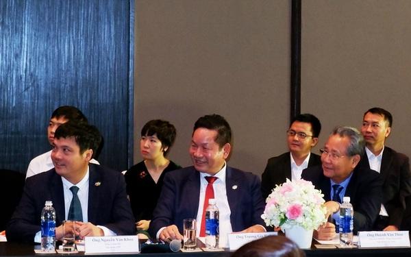 Chủ tịch Trương Gia Bình: Doanh thu FPT từ xuất khẩu sẽ đạt 1 tỷ USD vào năm 2021, lọt top 50 thế giới về chuyển đổi số