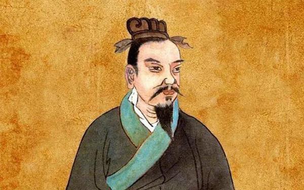 Chân dung nam thần mà Gia Cát Lượng sùng bái nhất, cũng là người giúp một triều đại của Trung Quốc phát triển thịnh vượng