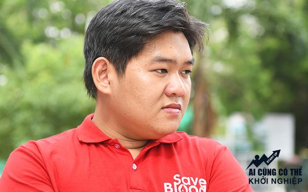 Day dứt chuyện hiến máu tình nguyện, chàng trai Huế khởi nghiệp với ngân hàng máu 4.0