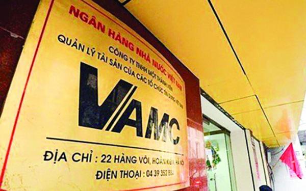10 ngân hàng sạch nợ xấu tại VAMC