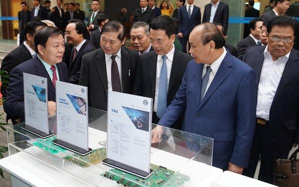 Vingroup, Viettel đã sản xuất được thiết bị 5G