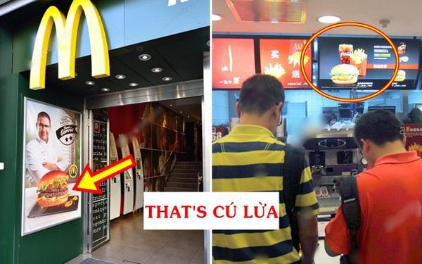 Mỗi lần vào McDonald's, khách hàng sẽ được ăn 5 'cú lừa' miễn phí: Sập bẫy từ menu đến quảng cáo giăng sẵn, bị 'dắt mũi' nhưng vẫn vui vẻ móc túi trả tiền!