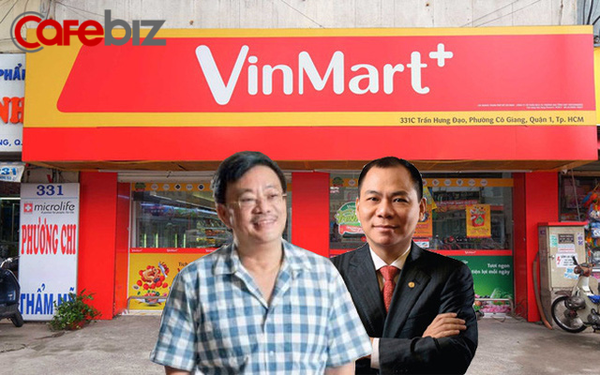 Cú bắt tay lịch sử của 2 tỷ phú Việt: Masan sáp nhập VinCommerce và VinEco, nhắm đích trở thành tập đoàn hàng tiêu dùng - bán lẻ hàng đầu Việt Nam
