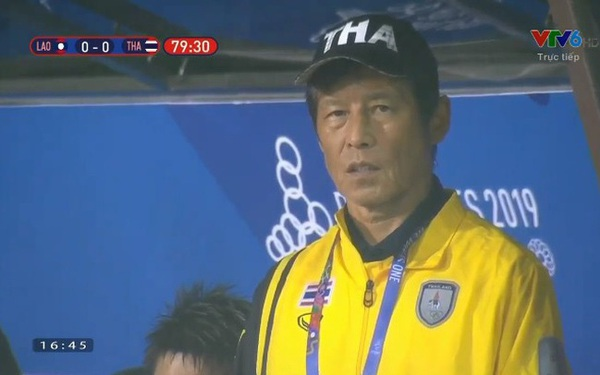 Sau chiến thắng nghẹt thở, HLV Nishino hùng hồn tuyên bố sẽ đánh bại U22 Việt Nam